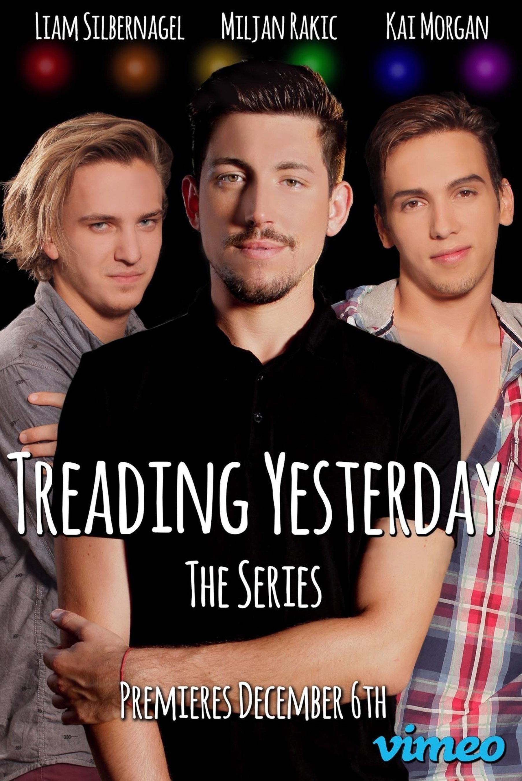 Treading Yesterday, New LGBT Series to Land on Vimeo on Demand