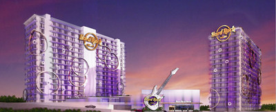 Hard Rock International Announces Hard Rock Hotel Tenerife -- Welcomes Second European Property In Collaboration With Palladium Hotel Group.