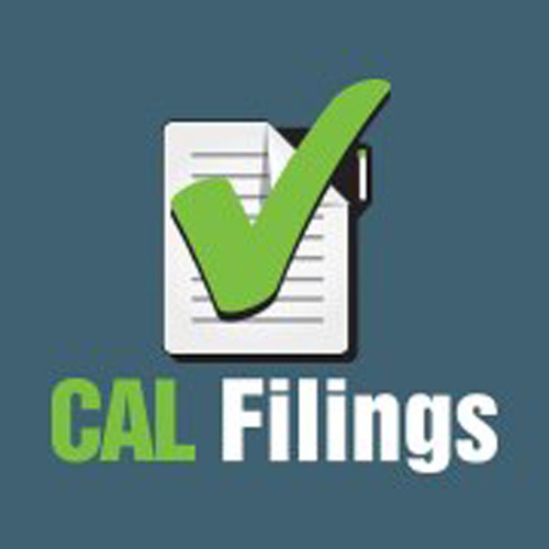 Online business incorporation service, CAL Filings, has recently launched its new website