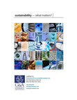 Corporate Sustainability - What Matters? An Analysis of 1,246 Global Organizations' Sustainability Reports to Examine Materiality Across 35 Sectors for all 84 GRI Performance Indicators (PRNewsFoto/G&A Institute)