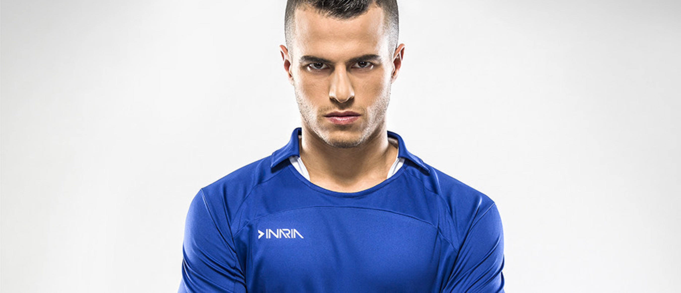 Sebastian Giovinco partners with INARIA for a line of premium training apparel and to develop a new full lifestyle collection.