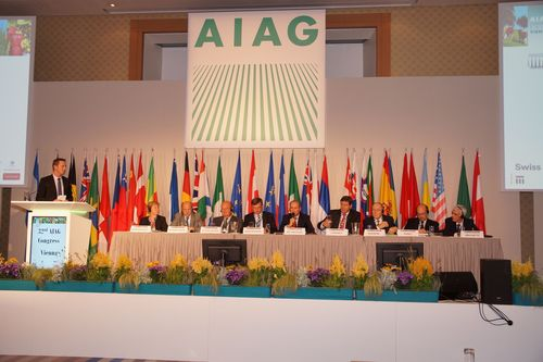 Global Agricultural Insurance Congress in Vienna: New Responses to Climate Change. Austrian again elected as ...