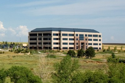 Toastmasters International's future World Headquarters at 9127 South Jamaica St., Englewood, Colo.