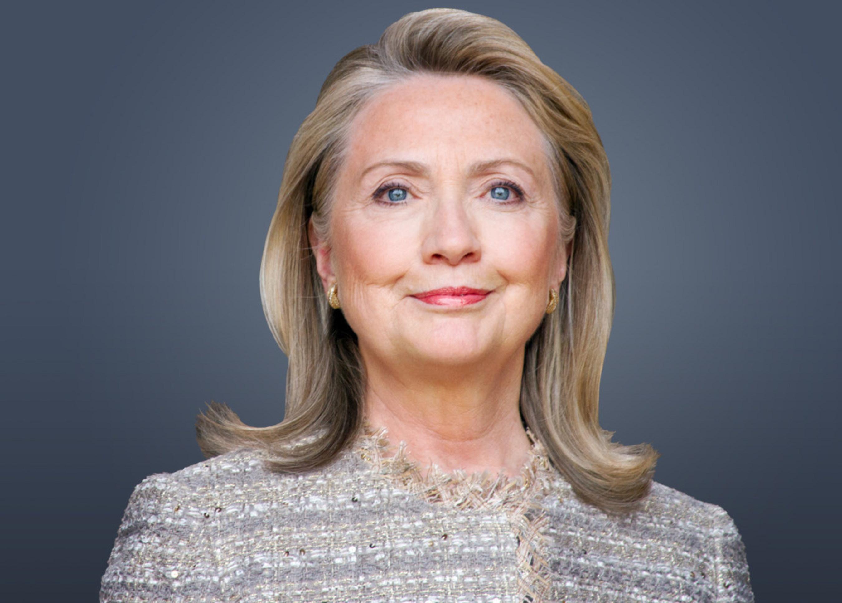 Former Secretary of State Hillary Clinton (PRNewsFoto/CHCI)