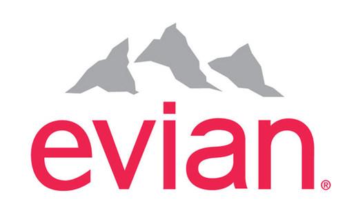 evian Logo (PRNewsFoto/evian)