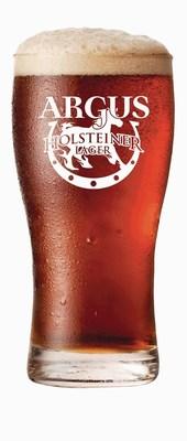 Argus Holsteiner Lager, bronze medal winner at the 2016 World Beer Cup