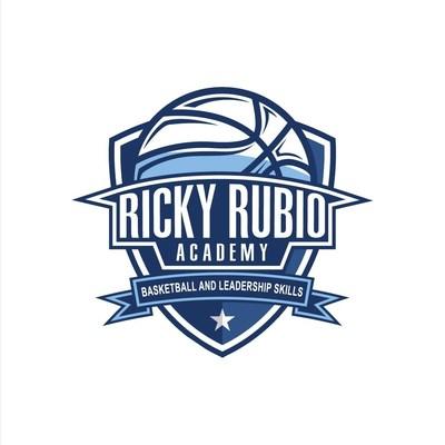 Ricky Rubio Academy logo