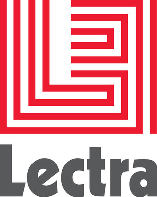 Lectra logo.  (PRNewsFoto/Lectra)