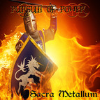 Sacra Metallum by Pursuit Of Power.  (PRNewsFoto/Irish Shred Records)