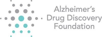 Alzheimer's Drug Discovery Foundation logo. (PRNewsFoto/Alzheimer's Drug Discovery Foundation)