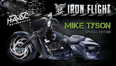 Iron Flight: Mike Tyson Special Edition