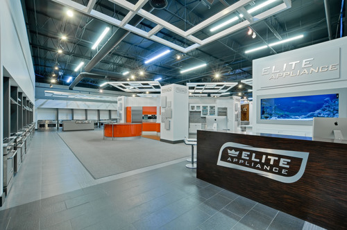 Elite Appliance's Dallas showroom and website will feature a variety of exclusive Black Friday appliance deals all weekend long.  (PRNewsFoto/Elite Appliance)