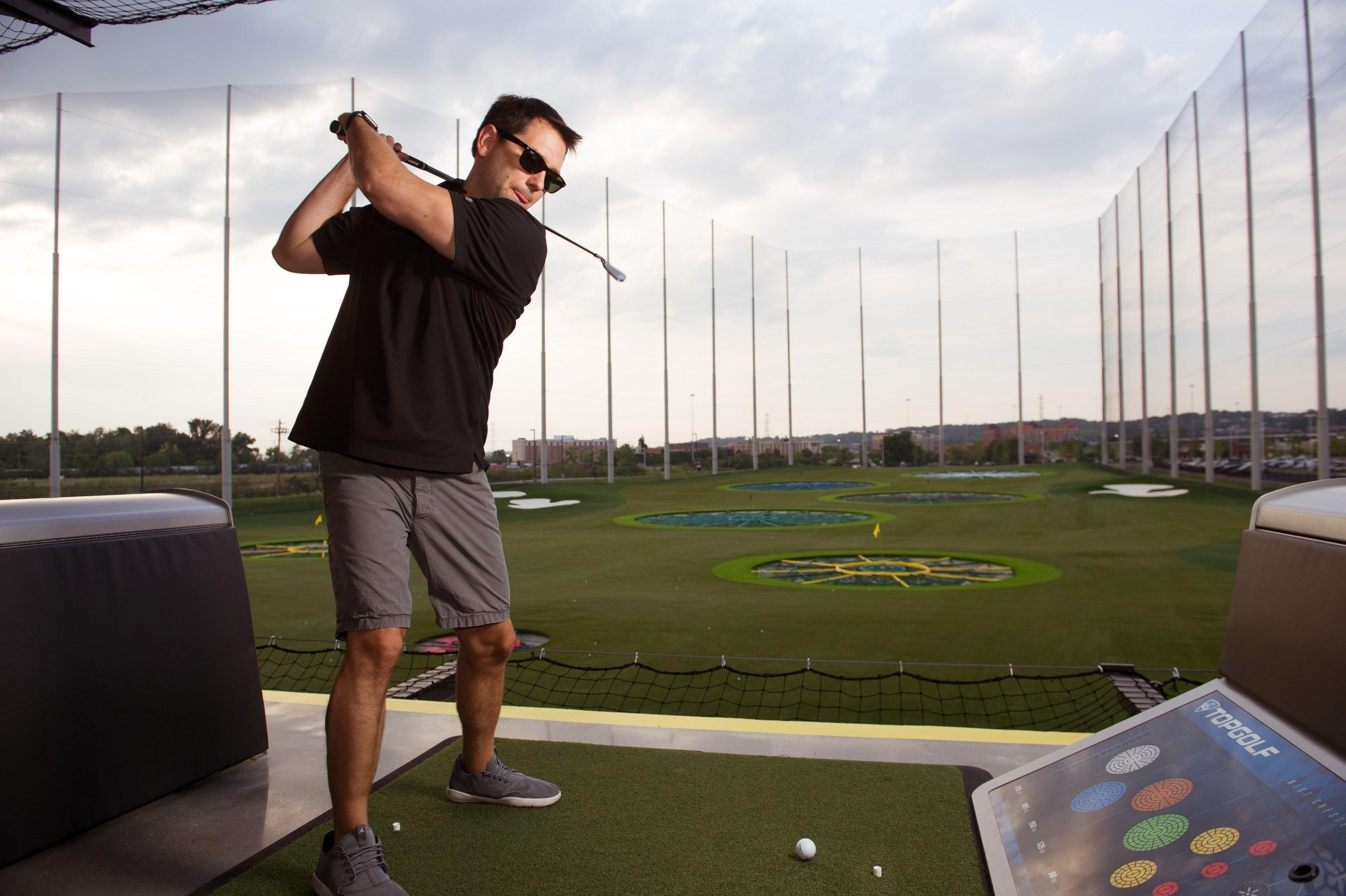 Guest Golfing