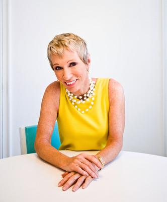 Barbara Corcoran, Concierge Auctions Keynote Speaker.  (PRNewsFoto/Concierge Auctions)