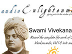 Audio Enlightenment Kickstarter Campaign Seeks Funding to Bring Works of Swami Vivekananda to Audio.  (PRNewsFoto/Audio Enlightenment)