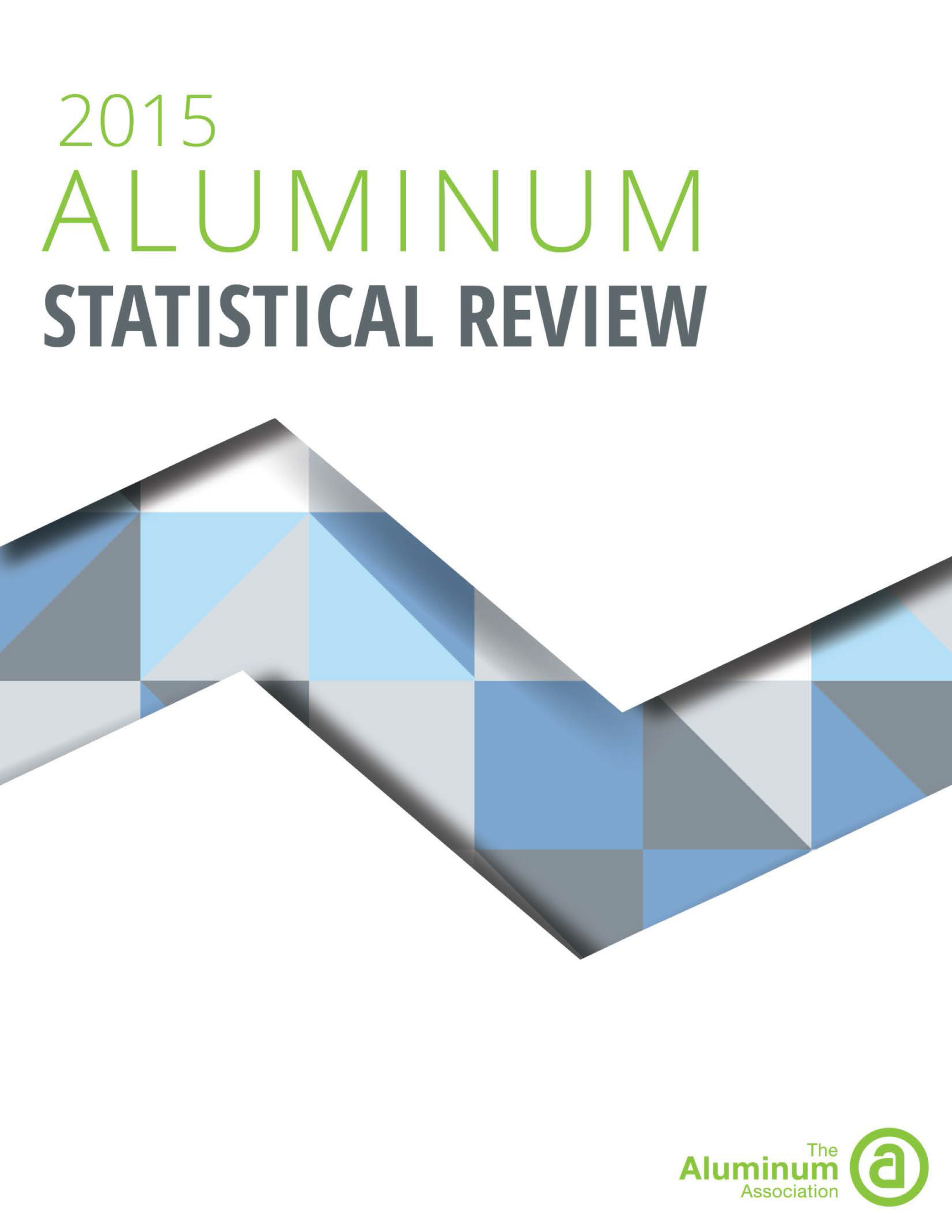The Aluminum Statistical Review for 2015