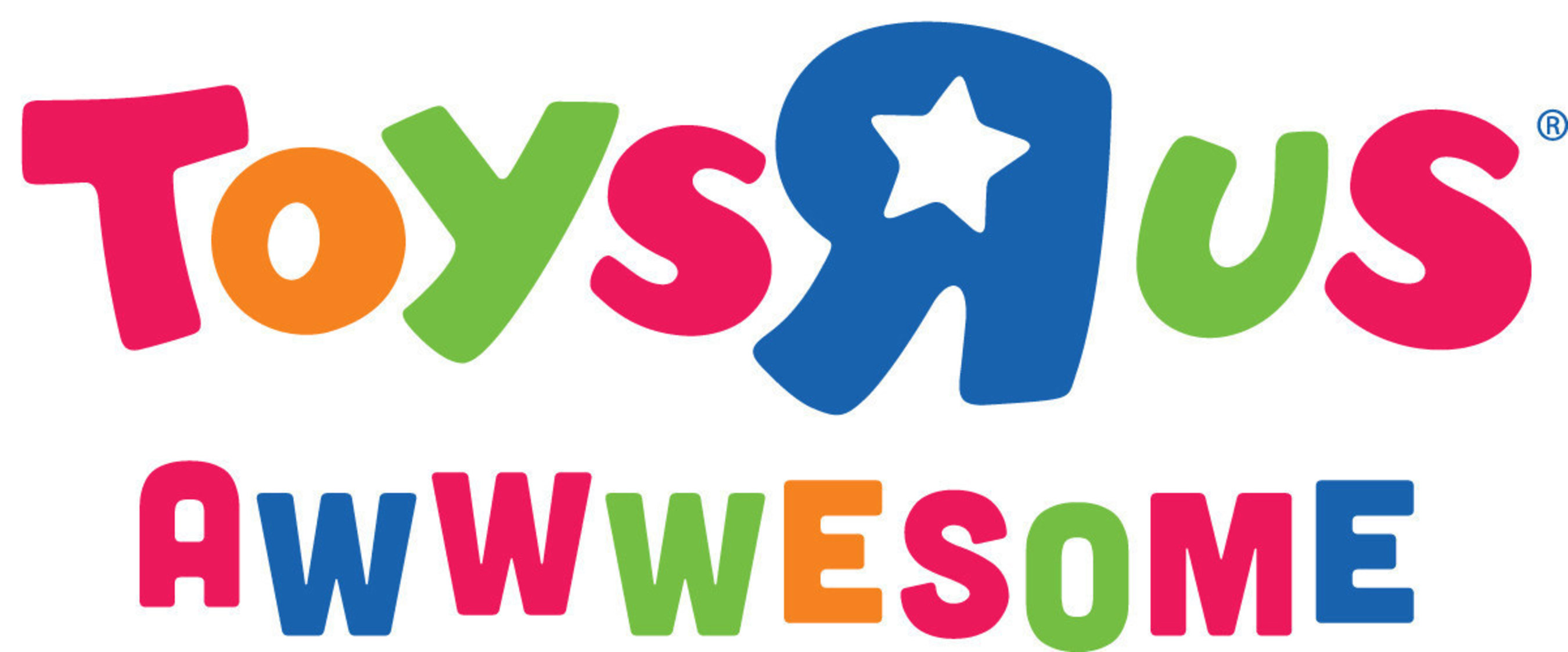 "TOYS""R""US(R) INTRODUCES 2015 HOLIDAY MARKETING CAMPAIGN, ""AWWWESOME!"""