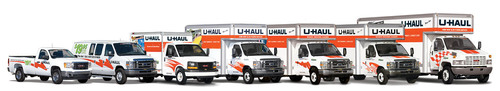 U-Haul Ranks Dallas as 2013 Top U.S. Growth City.  (PRNewsFoto/U-Haul)