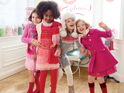 "GapKids Satisfies Your Sweet Tooth with ""I Want Candy"" Campaign for Holiday Collection"