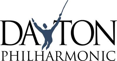 Dayton Philharmonic Orchestra logo. (PRNewsFoto)