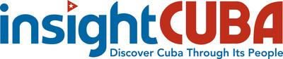 Insight Cuba logo (PRNewsFoto/Insight Cuba)