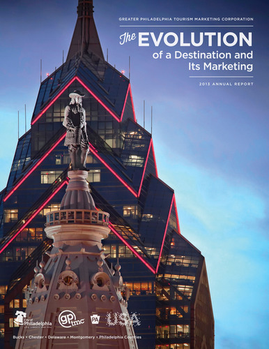On May 9th, the Greater Philadelphia Tourism Marketing Corporation (GPTMC) released its annual report, ...