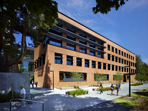 Dempsey Hall, University of Washington Foster School of Business.  (PRNewsFoto/Michael G. Foster School of ...