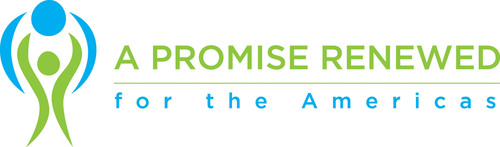 A Promise Renewed for the Americas.  (PRNewsFoto/A Promise Renewed for the Americas: Reducing inequities in ...