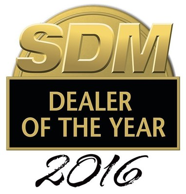 Electric Guard Dog: Security Dealer of the Year 2016