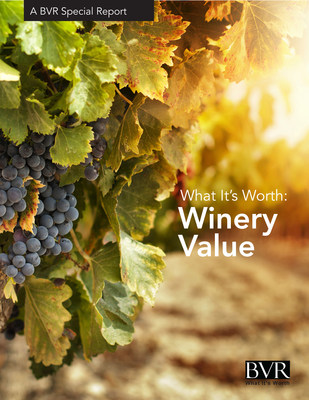 Just published - What It's Worth: Winery Value