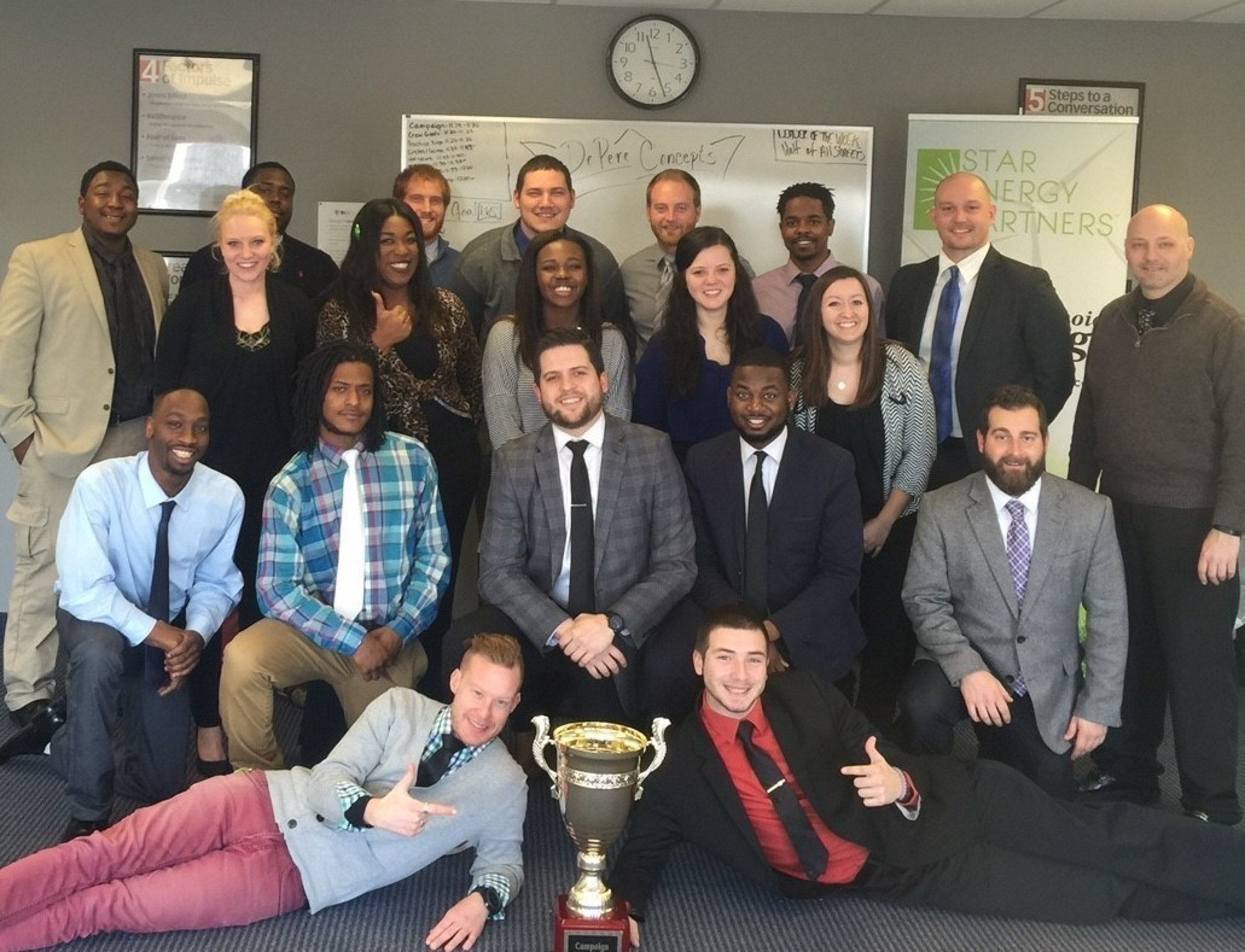National Sales Honors Go to DePere Concepts