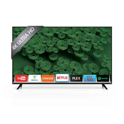VIZIO Brings All-New D-Series Collection to Canada, Boasting Excellent Picture Quality Along With Smart TV and 4K Ultra HD In Select Models.  Latest Collection Features Full-Array LED Backlighting with Up to 16 Active LED Zones(R) for Deeper Black Levels and Added Contrast