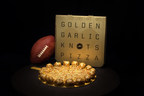 Pizza Hut designs 24-karat Golden Garlic Knots Pizza in honor of golden anniversary of the Big Game - 50 lucky winners will be randomly selected to receive a special-edition Golden Garlic Knots Pizza on Game Day, with Wide Receiver Golden Tate to serve as honorary representative of the new golden pizza. For more information, visit blog.pizzahut.com or to order now, visit www.pizzahut.com.