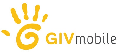 GIV Mobile Company Logo.  (PRNewsFoto/PTel Mobile)