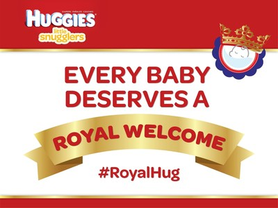 Was your little one born the same day as Royal Baby #2? Get a free pack of diapers from Huggies!