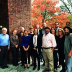 The Organic Center board at Harvard University for their annual board retreat (PRNewsFoto/The Organic Center)
