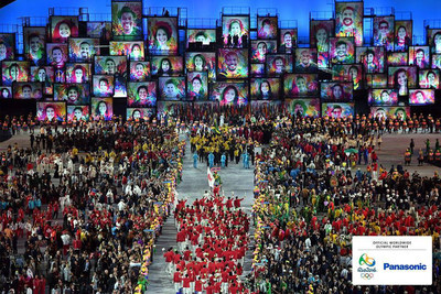 #Rio2016 got off to a fantastic start! Here are some highlights from the opening ceremony