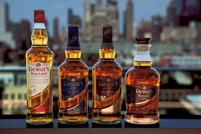 DEWAR'S Unveils New Package Design. (PRNewsFoto/Bacardi U.S.A., Inc.)