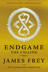 ENDGAME: THE CALLING, written by international bestselling author James Frey and New York Times bestselling author Nils Johnson-Shelton, will be published on October 7th, 2014 (HarperCollins; $19.99; ISBN: 978-0-06-233255-5). (PRNewsFoto/HarperCollins Publishers)