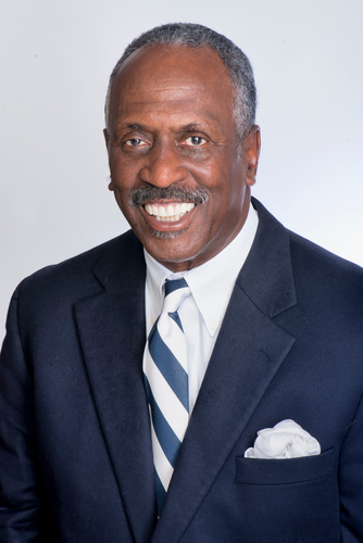 Pictured: Eglon E. Simons, president and CEO, National Association for Multi-ethnicity in Communications ...