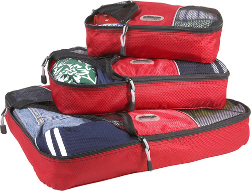 eBags Packing Cubes - 3pc Set.  (PRNewsFoto/eBags.com)