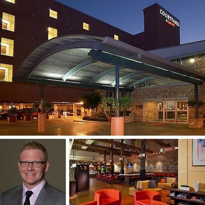 Jerry Robinson, an experienced Marriott veteran, has accepted the general manager role at Courtyard New Orleans Downtown/Convention Center. For information, visit www.marriott.com/MSYCN or call 1-504-598-9898.