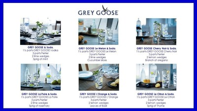 GREY GOOSE VODKA TOASTS THE SUMMER WITH A SUMMER SOIREE