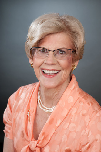 Anne Bavier, Dean of The University of Texas at Arlington College of Nursing. (PRNewsFoto/The University of ...