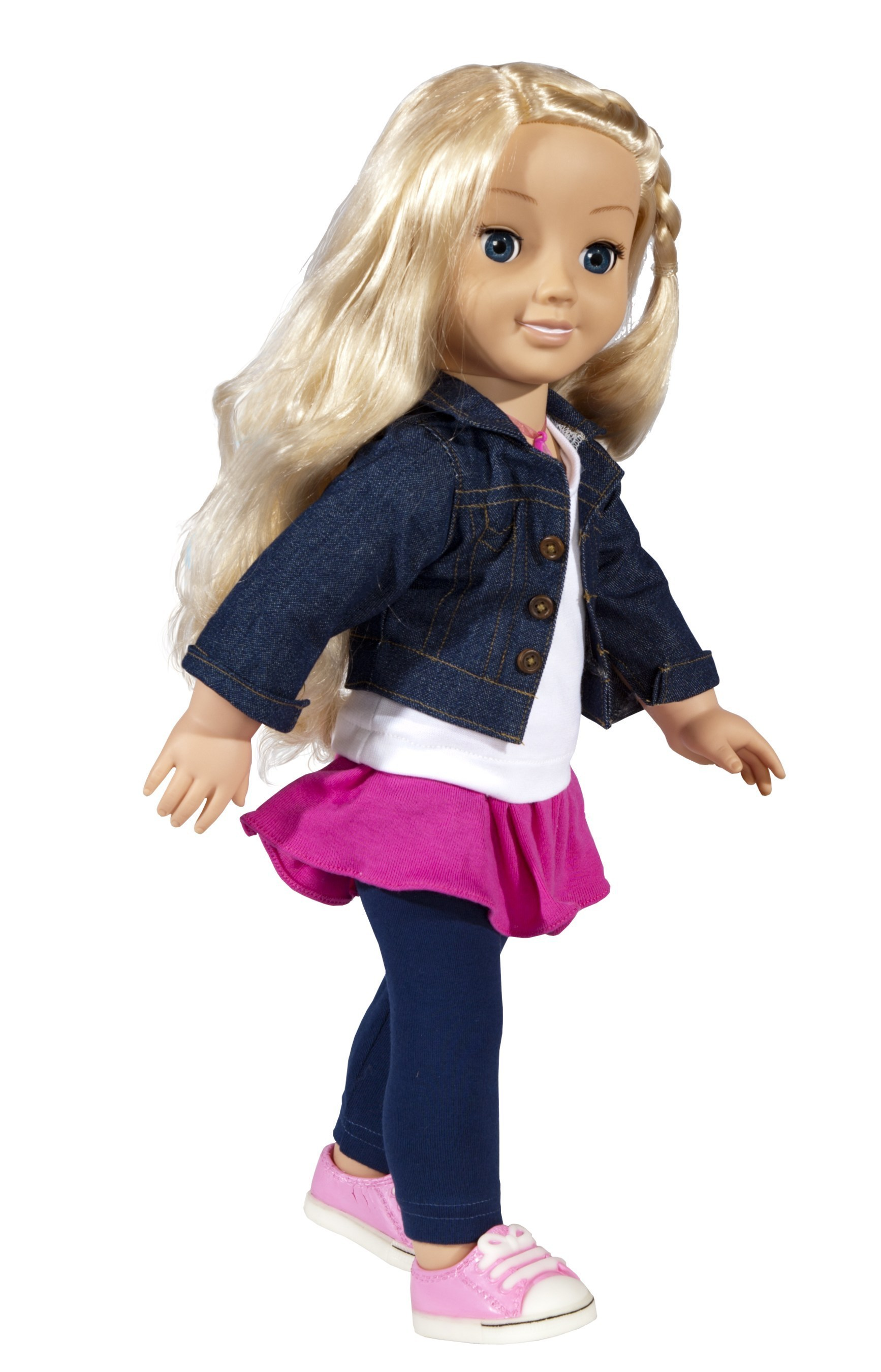 MY FRIEND CAYLA the best-selling interactive doll, will soon be coming to North American retailers, announced tech toy manufacturer Genesis this week.