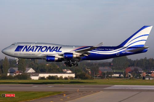 National Airlines anuncia que las aeronaves B747-400F cuentan con autorización para operar