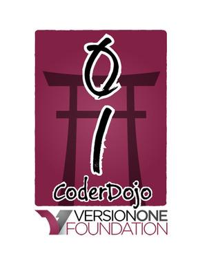 VersionOne CoderDojo logo.  (PRNewsFoto/VersionOne)