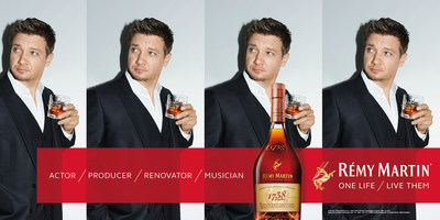 Remy Martin: One Life / Live Them with Jeremy Renner