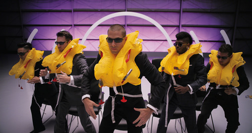 Virgin America's New Safety Video Set To Song And Dance. (PRNewsFoto/Virgin America) (PRNewsFoto/VIRGIN ...