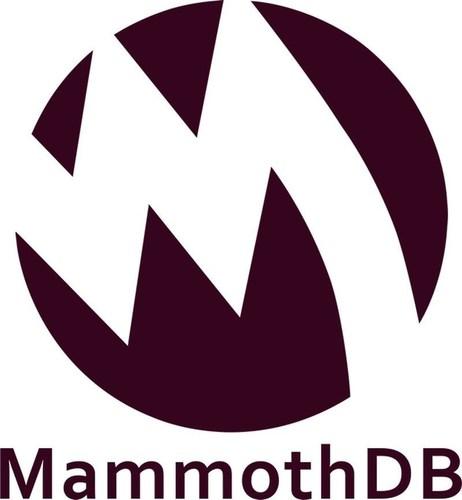 MammothDB Logo (PRNewsFoto/MammothDB) (PRNewsFoto/MammothDB)